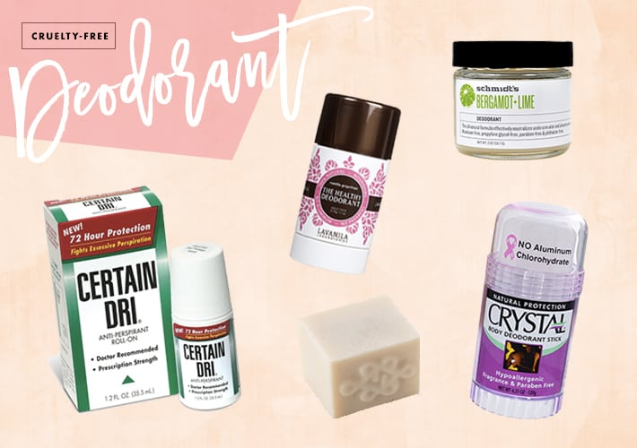 The 5 Best Cruelty Free Deodorants That Actually Work Cruelty Free