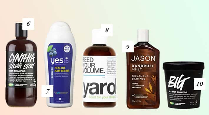 The 10 Best Cruelty Free Shampoos For Amazing Hair