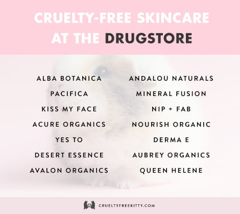vegan and cruelty free makeup brands 2018