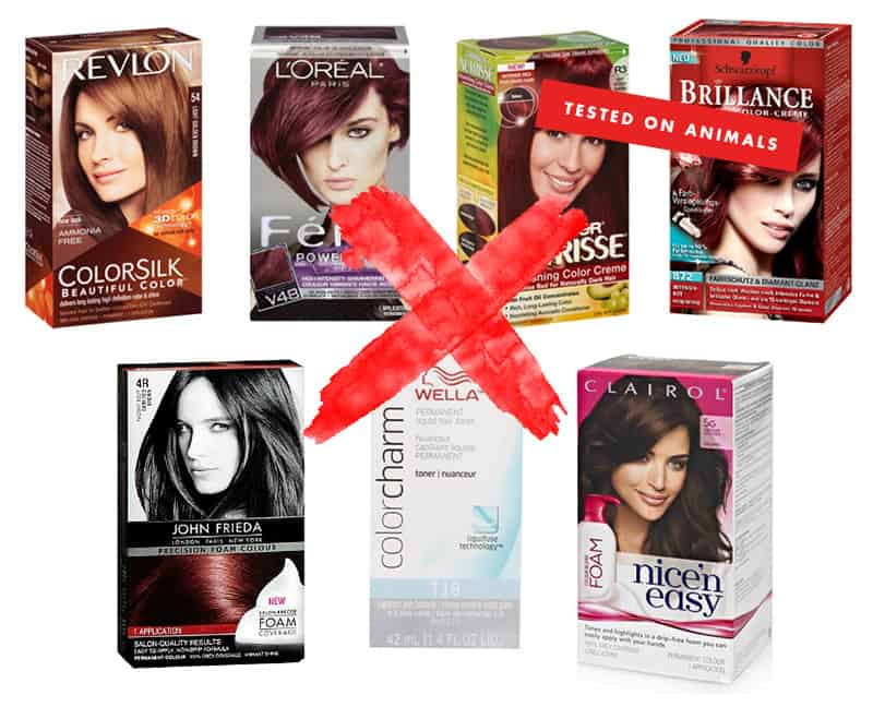 Cruelty Free Hair Dye Which Brands Do And Don T Test On Animals Cruelty Free Kitty