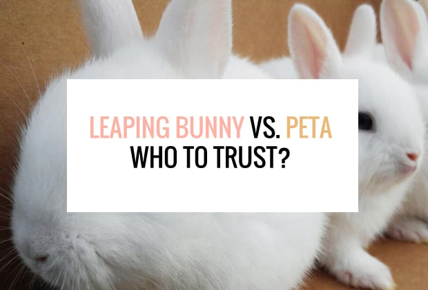 leaping bunny vs peta