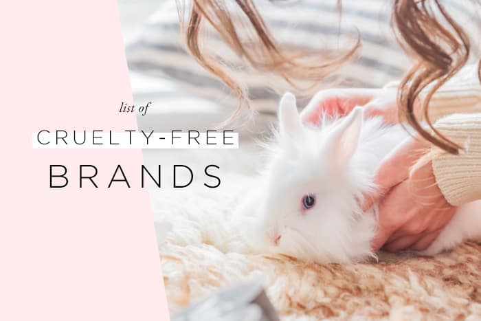 List Of Cruelty-Free Brands - 2017