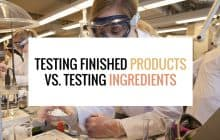 Cruelty-Free 101: Testing Products vs. Ingredients