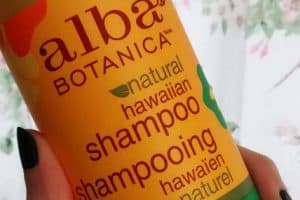 alba botanica shampoo review