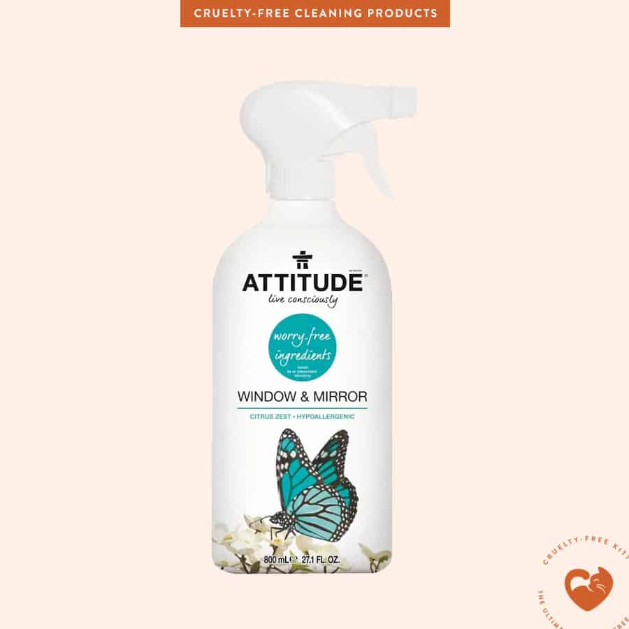 Switching To Cruelty Free Cleaning Products