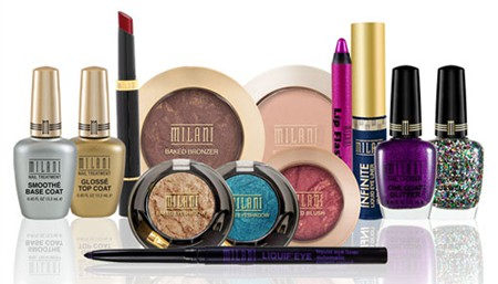 does milani test on animals
