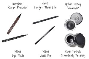 splurge or save eyeliner