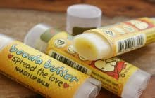 Booda Butter Review: Vegan Lip Balm & Moisturizer
