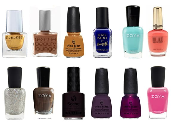 The Ultimate Guide To Cruelty Free Nail Polish Brands That Do And