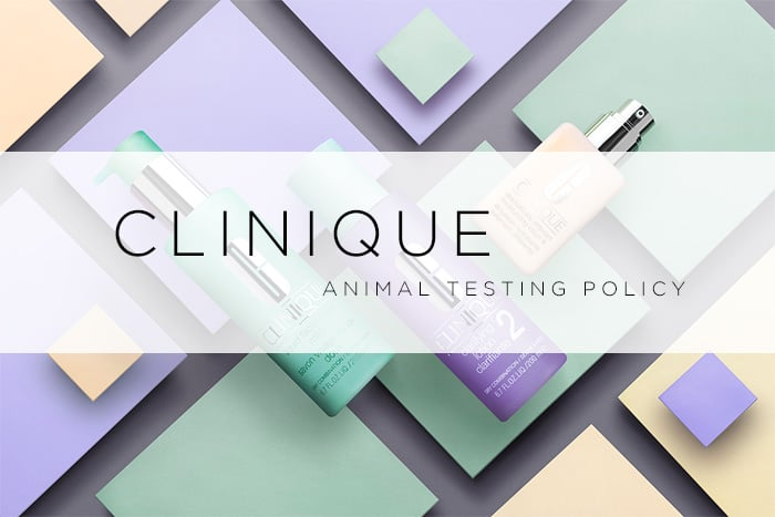 Clinique Cruelty-Free Status & Animal Testign Policy | 2017 UPDATE