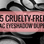 25 Cruelty-Free MAC Eyeshadow Dupes: Neutrals