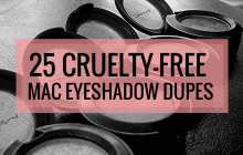 25 Cruelty-Free MAC Eyeshadow Dupes: Neutrals