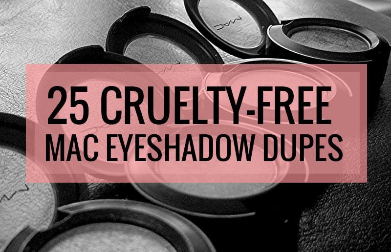 25 crueltyfree mac eyeshadow dupes neutrals � cruelty