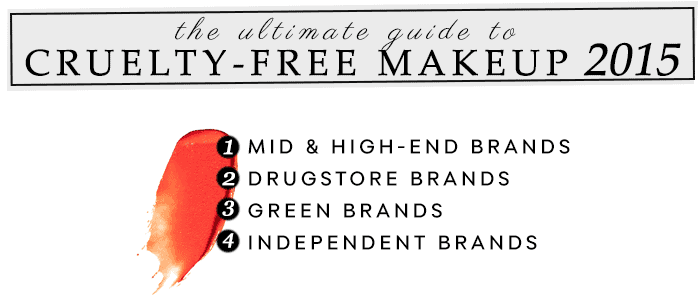 List of Cruelty-Free Makeup Brands: A Complete Guide