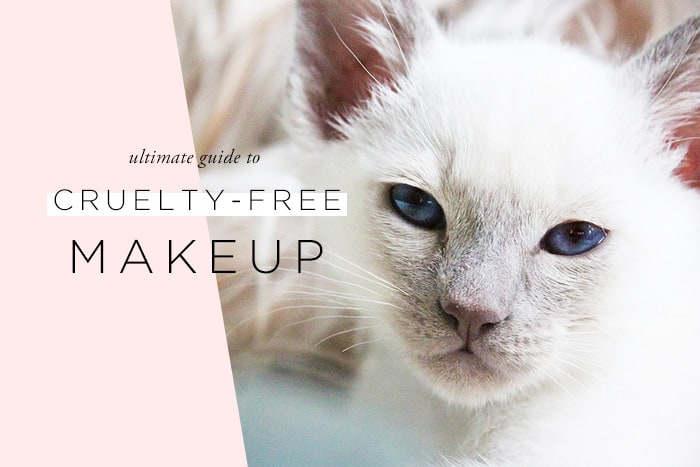 101 Cruelty-Free And Vegan Makeup Brands (2017 Update)