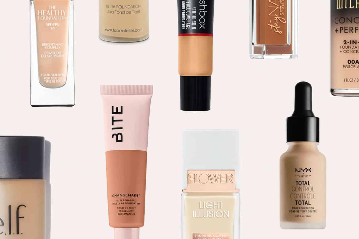 17 Best Cruelty Free Foundations From Drugstore To High End 2021 Update Cruelty Free Kitty