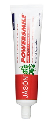 JASON Powerhouse Toothpaste without Fluoride