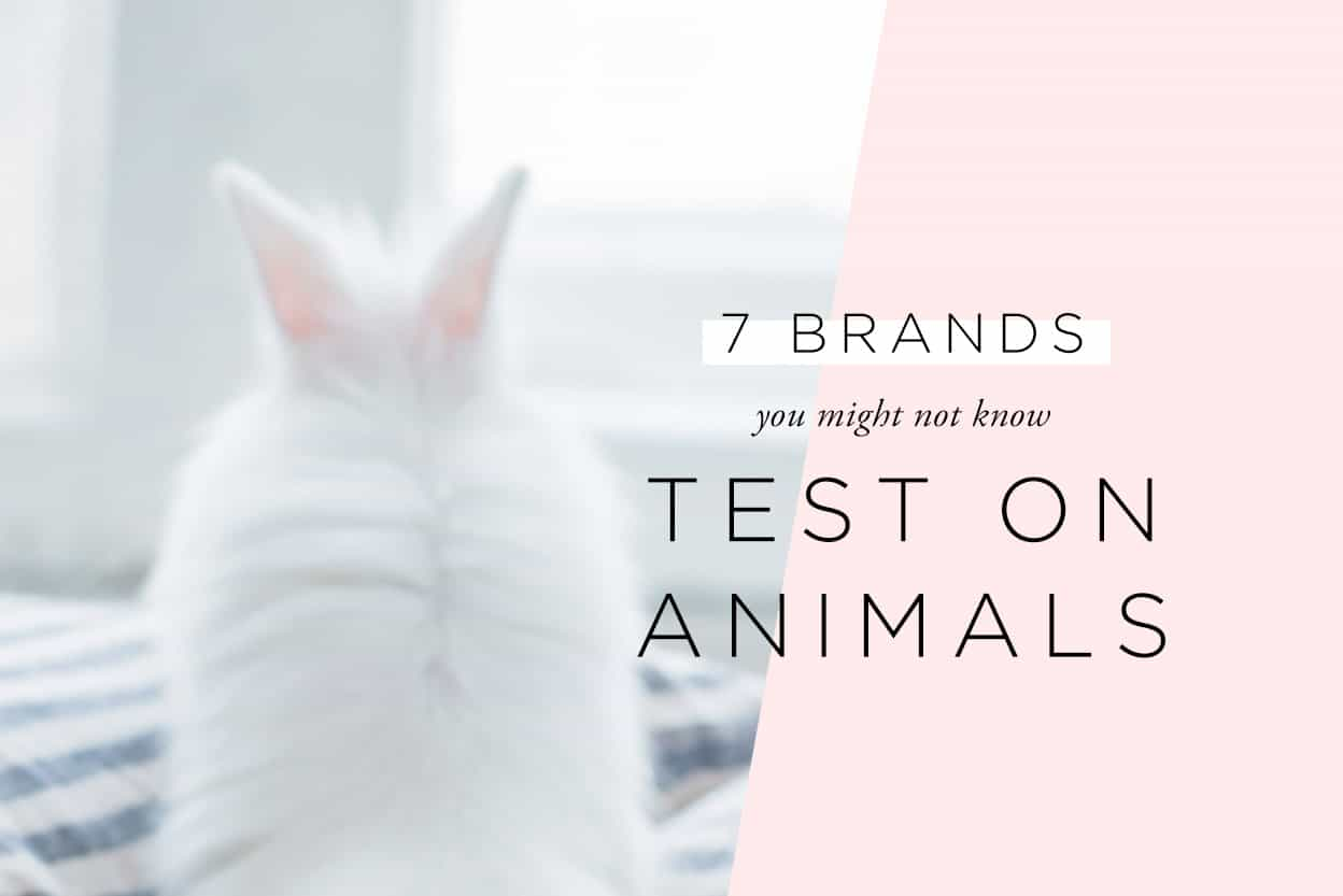7 Brands Most People Assume Are Cruelty-Free But Aren't