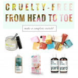 Cruelty-Free From Head to Toe: Make A Complete Switch!