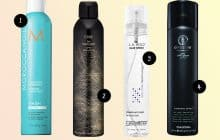 4 Cruelty-Free Hair Spray Favorites That Won't Disappoint
