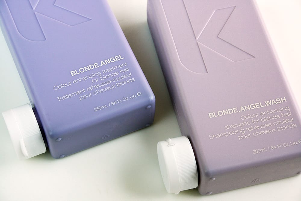Kevin Murphy Blonde Angel Review Shampoo Treatment