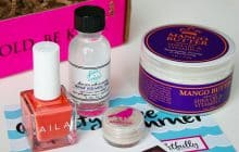 Petit Vour July Box Review