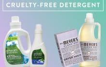 Cruelty-Free Laundry Detergent & Fabric Softener