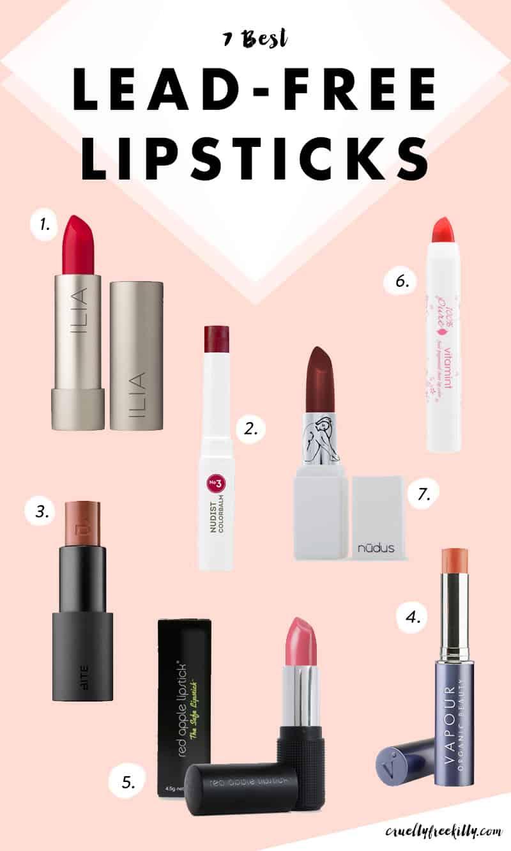 Safe Makeup Brands List Saubhaya