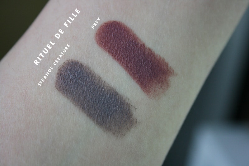 rituel-de-fille-strange-creature-prey-swatches