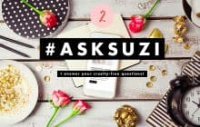 Ask Suzi #2: Massive Eye Bags, Fluoride Toothpaste, And Was NYX Removed?