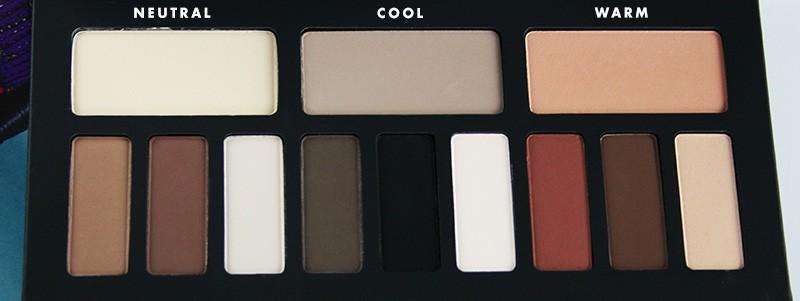 The Best Matte Eyeshadow Palette Kat Von D Shade Light