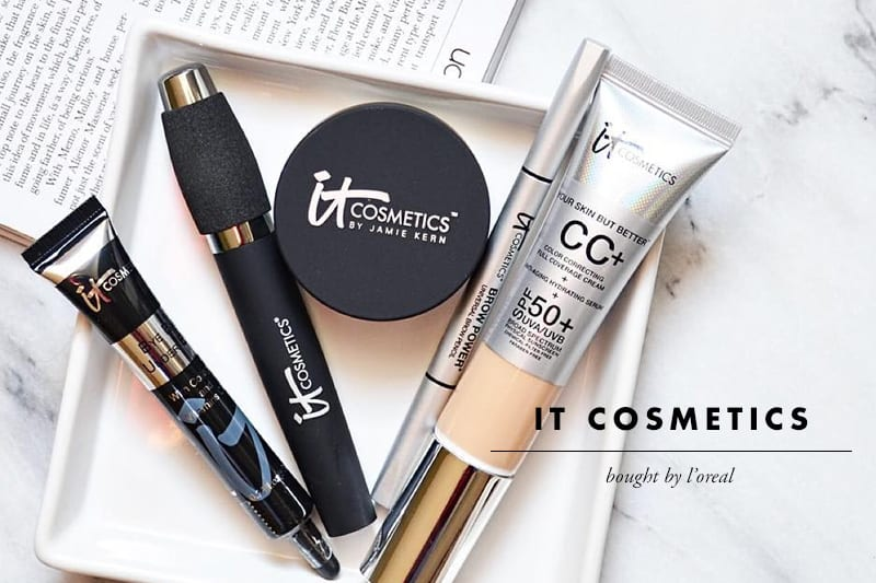 who sells it cosmetics