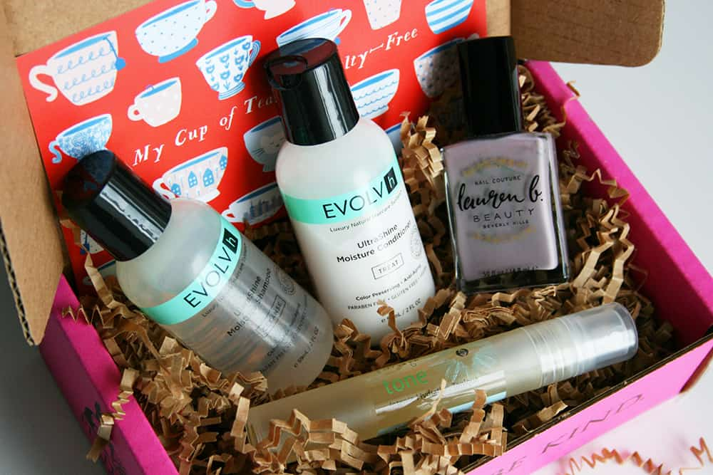 cruelty-free beauty box
