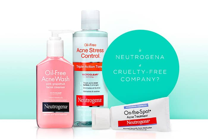 Is Neutrogena Cruelty-Free? | 2017 Animal Testing Policy