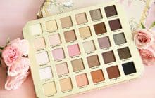New From Too Faced: Natural Love Palette Review + Swatches