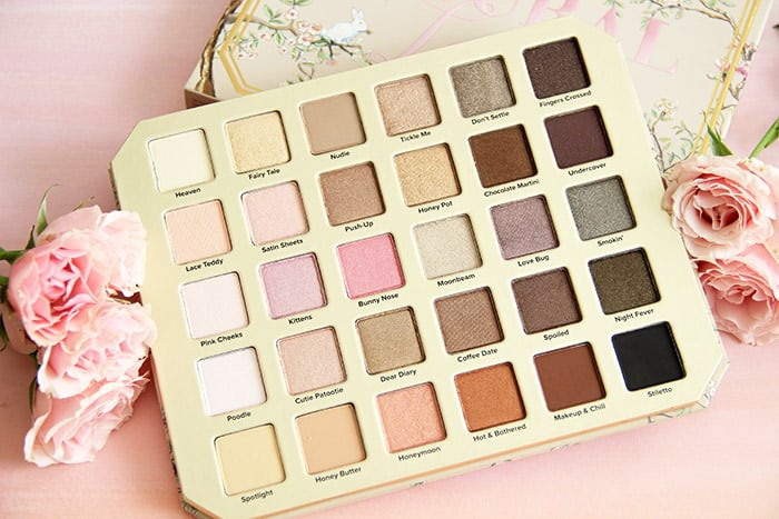 Is Too Faced Natural Love Palette Worth It