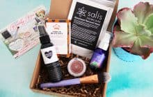 Vegan Cuts May 2017 Beauty Box Review + Contents