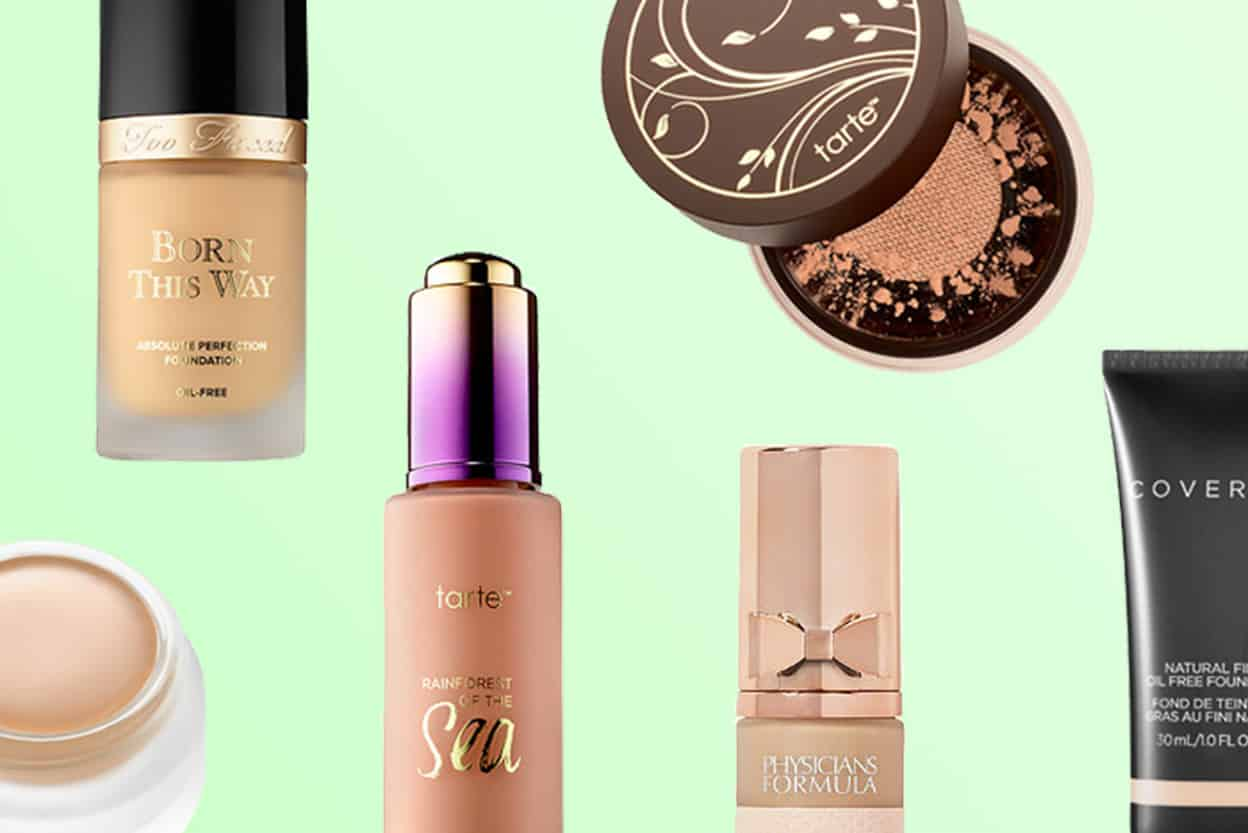 The 8 Best Foundations for Sensitive Skin (No Irritation)